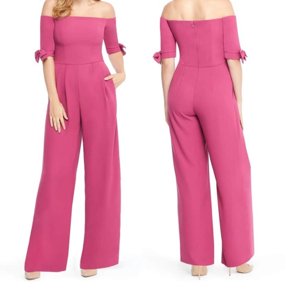 84691eec65 Gal Meets Glam Collection Meredith Crepe Jumpsuit